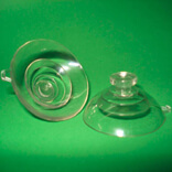 45mm medium pvc suction cups double layer
