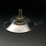 Suction cup with studs 40mm diameter