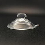 Suction cups with mushroom head 30mm diameter