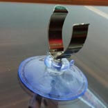 suction cup vase