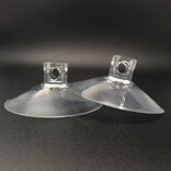 super suction cups with side hole