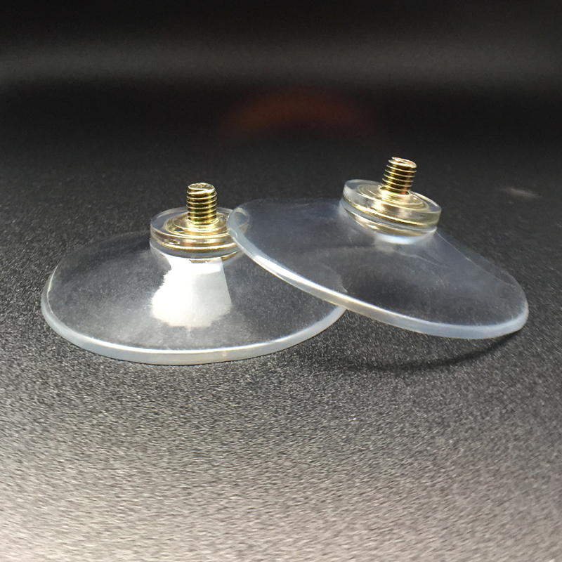 large pvc suction cups with screws