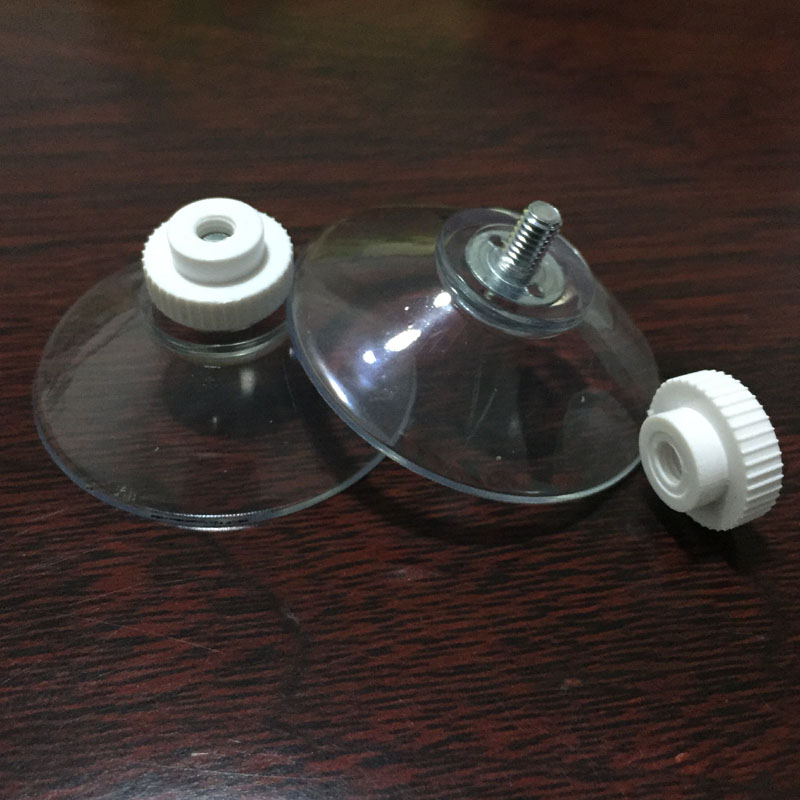40mm suction cups with nuts