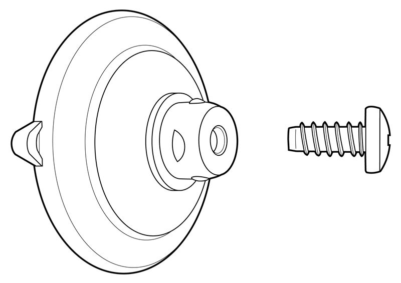 Suction-Cup-with-Metal-Screw