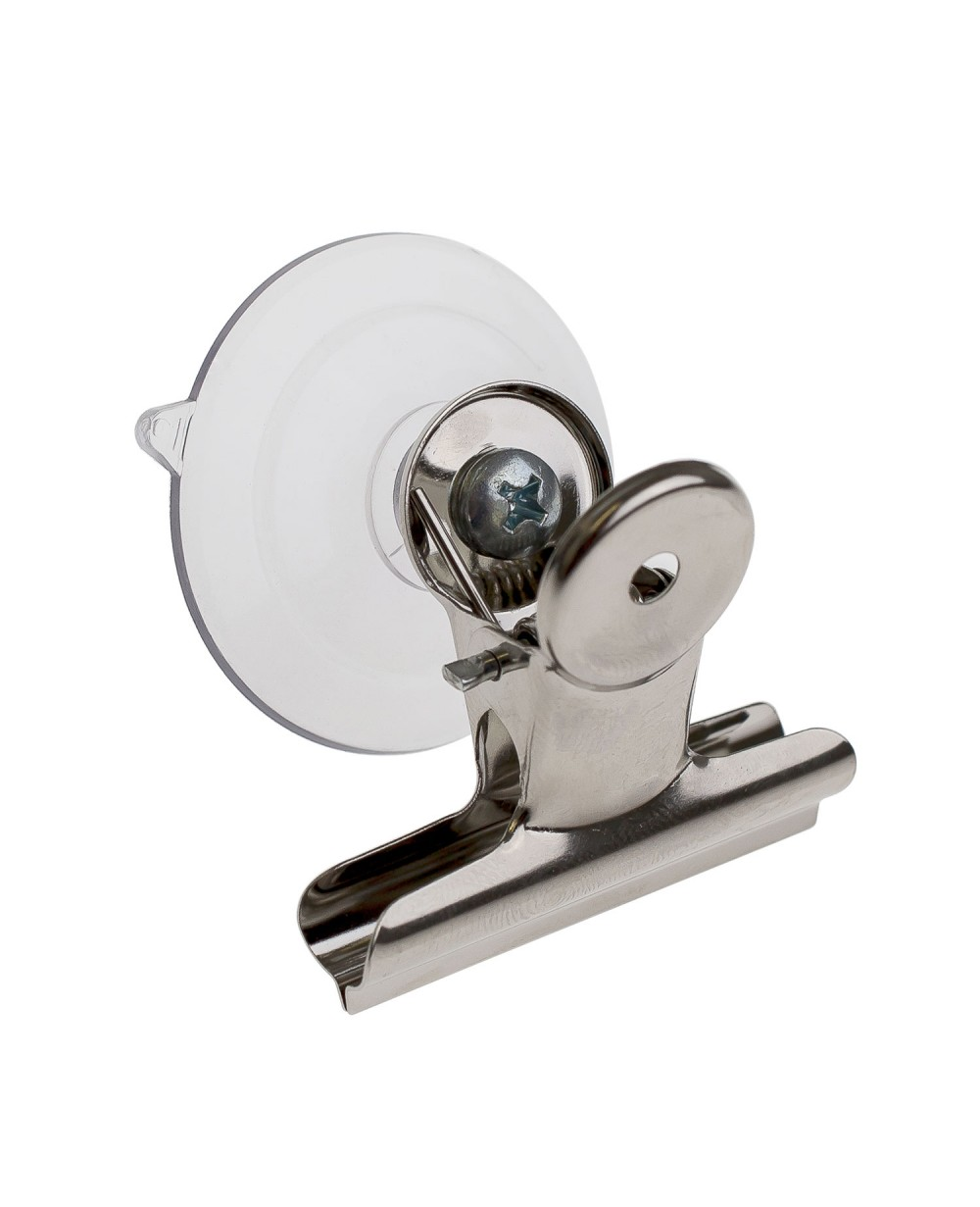 metal clips with suction cup
