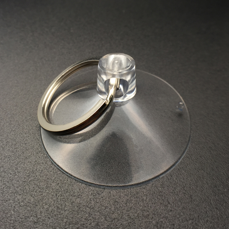 large suction cups metal ring