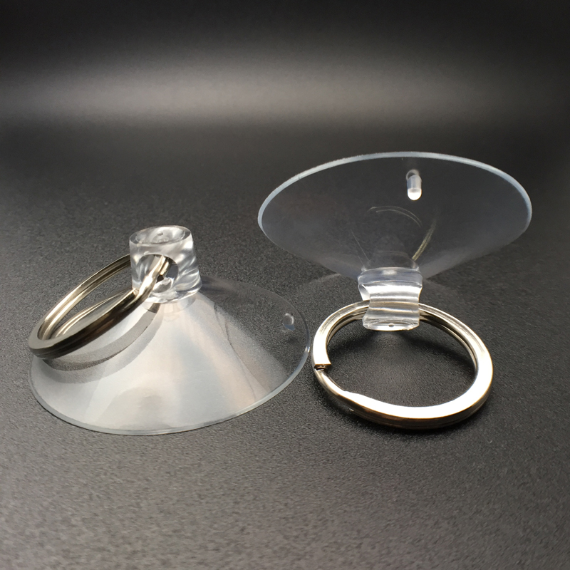 large suction cups with loop ring