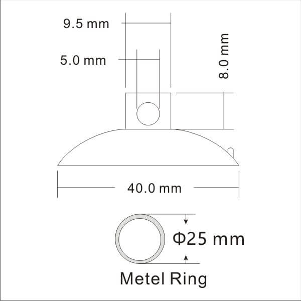 technical_drawing_medium_suction_cups_with_loop_ring