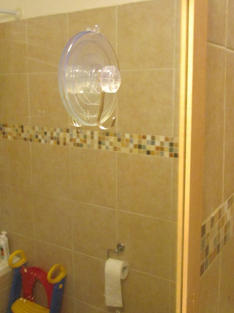 big suction cups hooks for bathroom