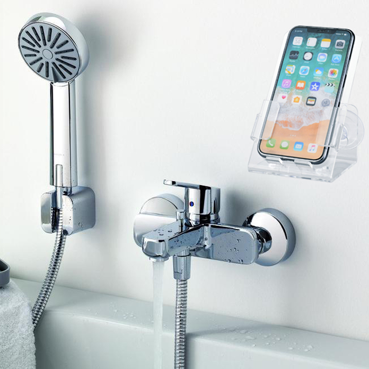 mobilephone holder for shower