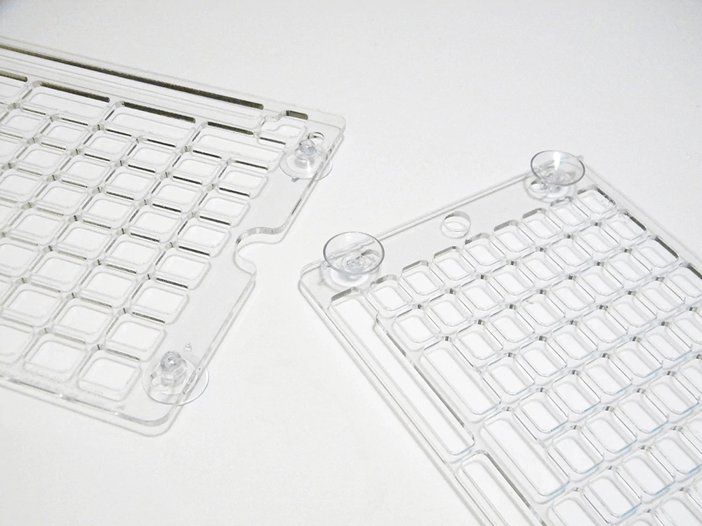 Suction cups for Keyguard Options